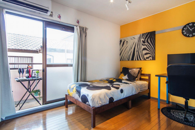 Furnished apartment in Tokorozawa - Type A