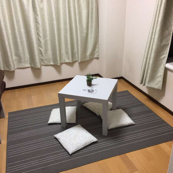 Furnished studio in Takahatafudo