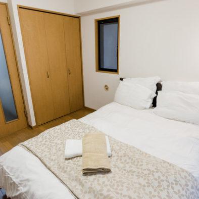 Furnished studio apartment in Shibuya