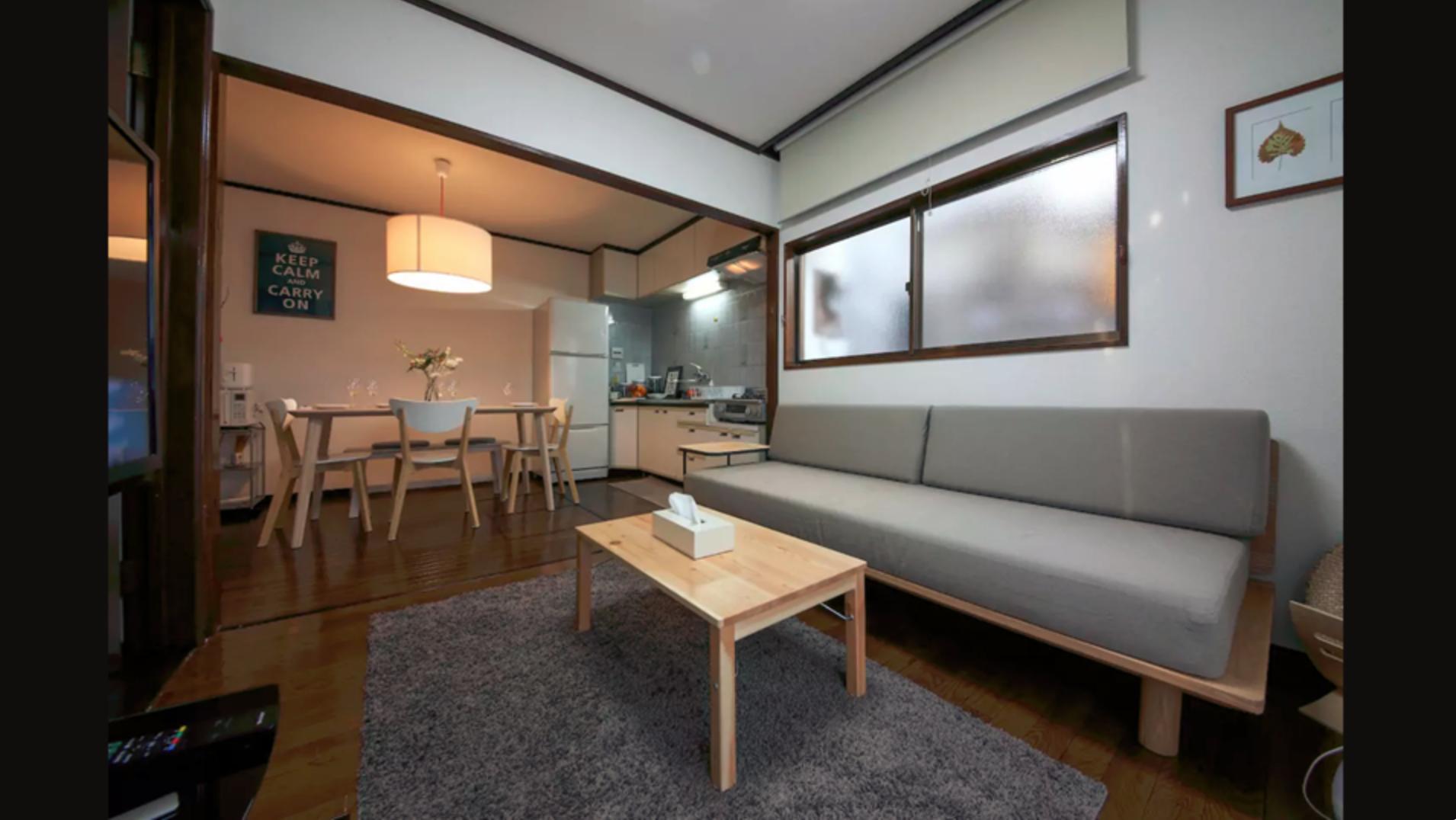 2BR Family House in Shinjuku - KS