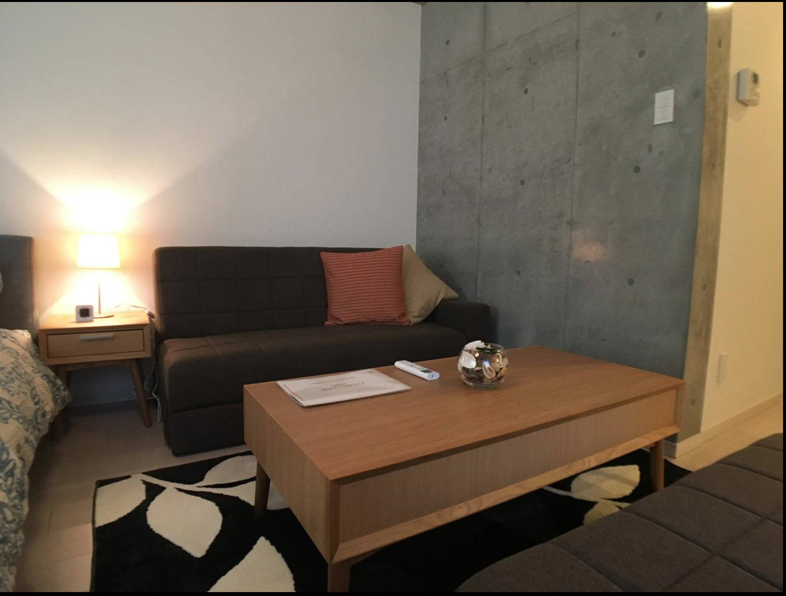 1-bedroom apartment Regalia Minami-Azabu #101