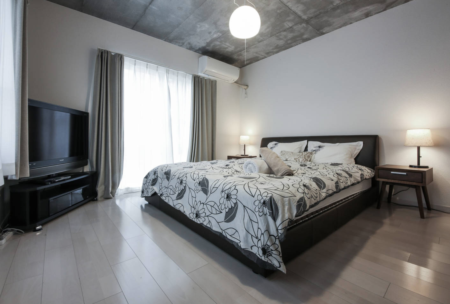 2BR furnished apartment in Minami-Azabu Regalia #401