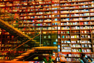 Books in foreign languages in Tokyo